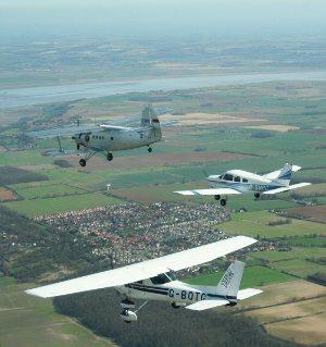 Donair Flying Club - Trial Flights...