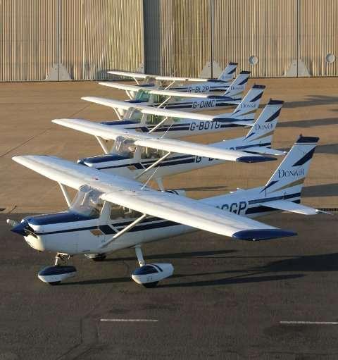 Donair Flying Club - Our Aircraft Fleet...