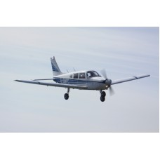 Trial Flying Lesson 4 Seat Piper PA28 (30 mins)